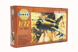 Model MiG-21 MF 1:72 15x21,8cm v krabici 25x14,5x4,5cm RM_48000924