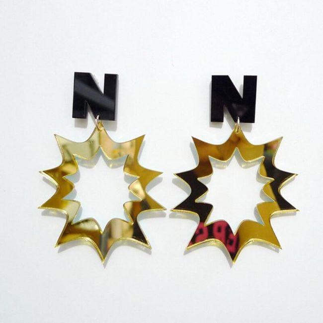 Damskie kolczyki NG306 1