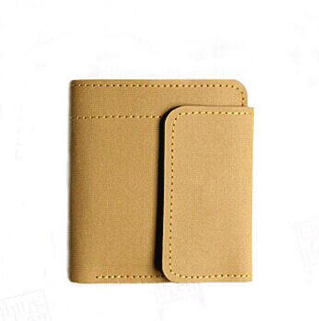 Pánská peněženka - béžová barva 1