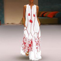 Dámské maxi šaty Bundenia