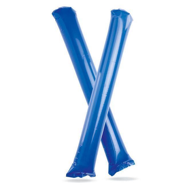 2 ks bambam tyče - nafukovací, modré 1