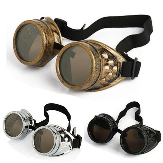 Steampunk očala za noč čarovnic 1