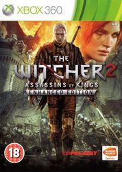 Hra (Xbox 360) The Witcher 2: Assassins of Kings Enhanced Edition