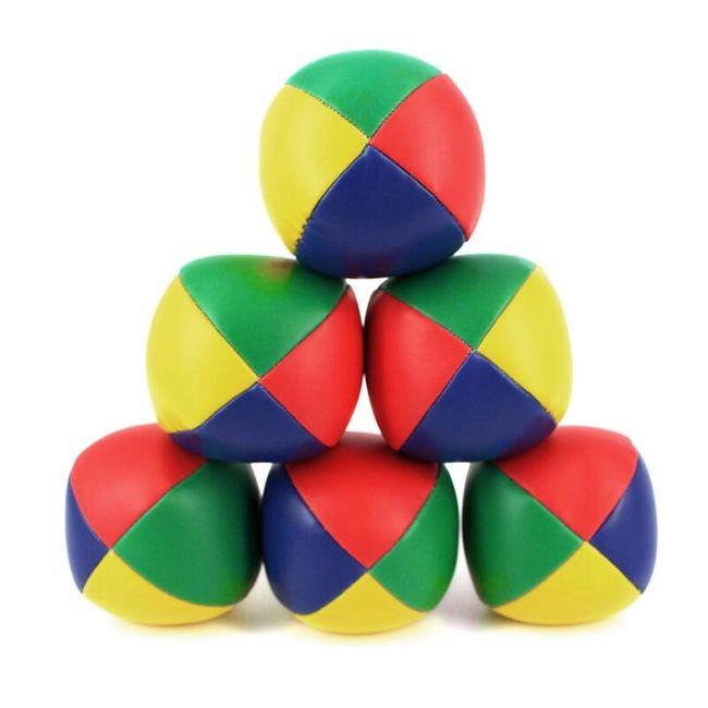 3 komada interaktivnih lopti od pene 1