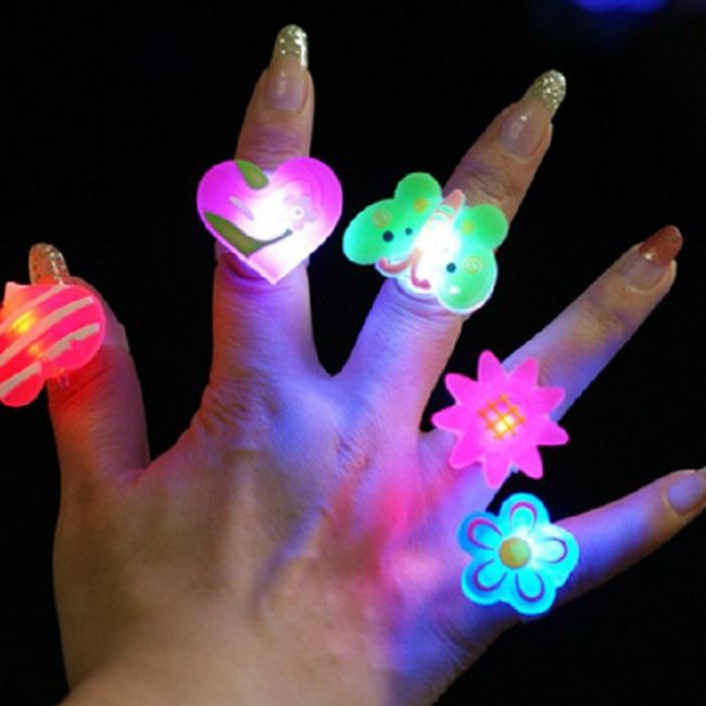 LED gyűrű - 4 forma 1