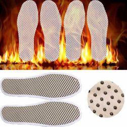 Turmalínové zahřívací vložky do bot 36
