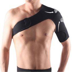 Ortéza na rameno v černé barvě