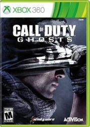 Gra (Xbox 360) Call of Duty Ghosts