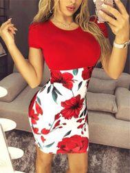 Ženska mini haljina Avis