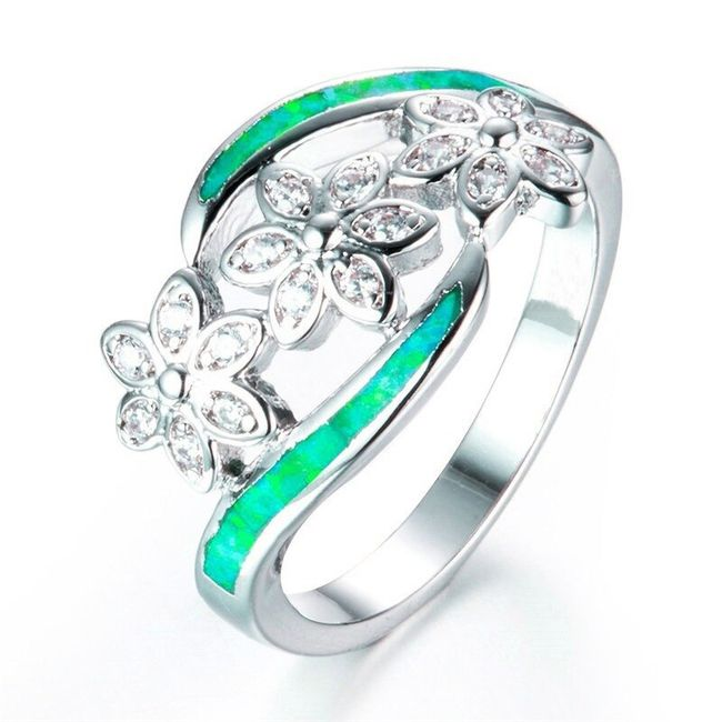 Dámský prsten B08405 1