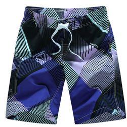 Pánské plážové šortky - 2 barvy