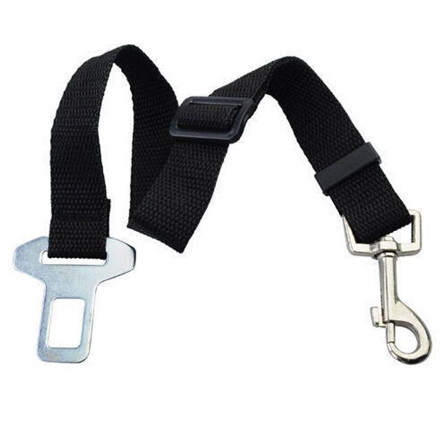Автомобильный ремень безопасности для собаки 1