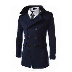 Pánský kabát v elegantním designu
