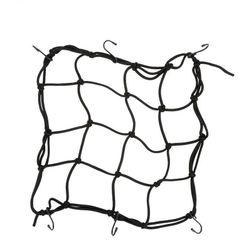 Plasă elastică pentru bagaje pe motocicletă