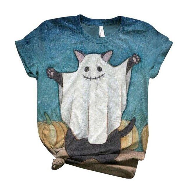 Damska koszulka Ghost 1