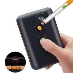 Futrola za cigarete sa električnim upaljačem Tony