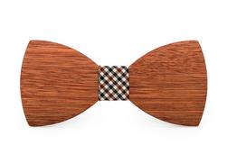 Dřevěný společenský motýlek pro muže - 8 variant
