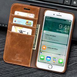 Stylové pouzdro na karty + na iPhone - různé varianty