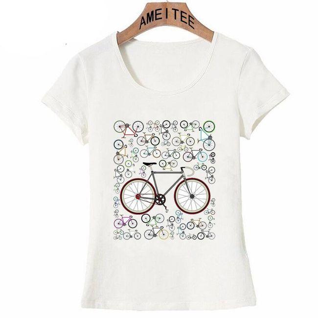 Damska koszulka Heidy 1