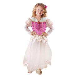 Otroški kostum cvetje princese (S) RZ_997738