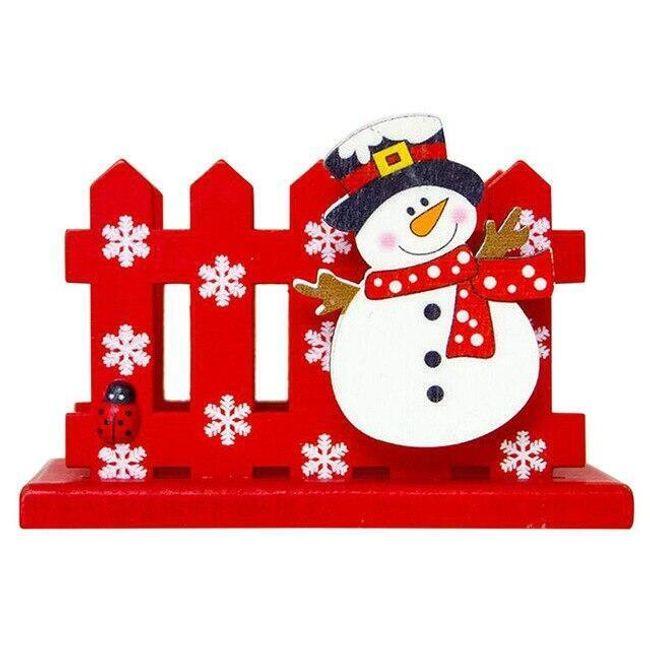 Vánoční dekorace V02 1