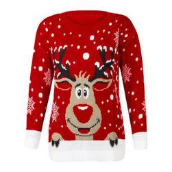 Predivan božićni džemper sa irvasom - 2 boje