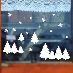 Karácsonyi matrica CH36