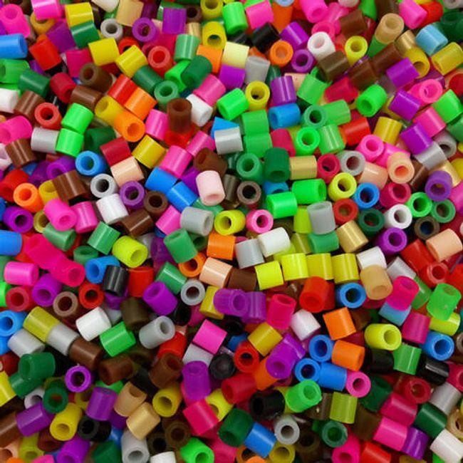 Perle različnih barv 1
