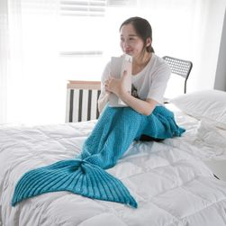 Mermaid tail blanket JH6