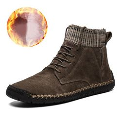 Pánské zimní boty PZB4578