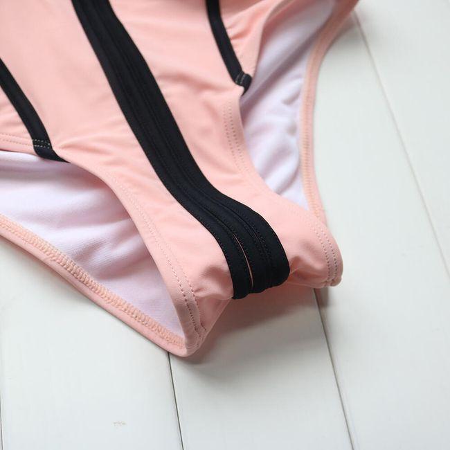Egy darabból álló Csipke fürdőruha - különböző színekben