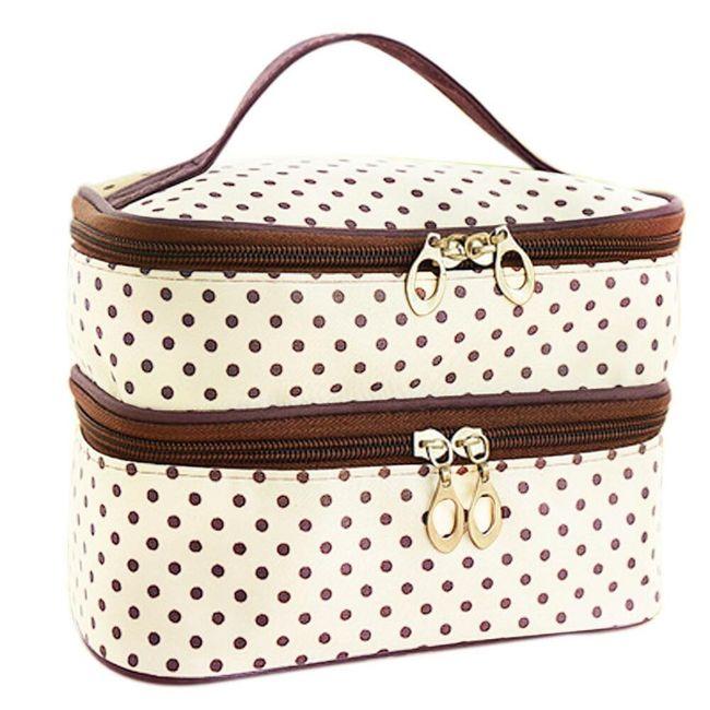 Dvospratna torbica za kozmetiku 1