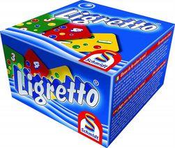 Hra Ligretto - modrá RZ_011086