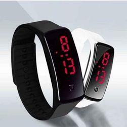 Цифровые наручные часы из силикагеля