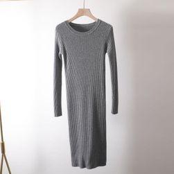 Женское вязаное платье Claudia