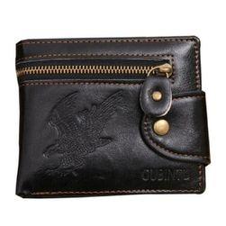 Pánská peněženka s motivem dravce