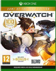 Hra (Xbox One) Overwatch GOTY