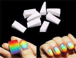 Комплект гъби за маникюр на нокти