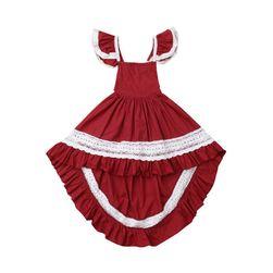 Haljina za devojke Hudson
