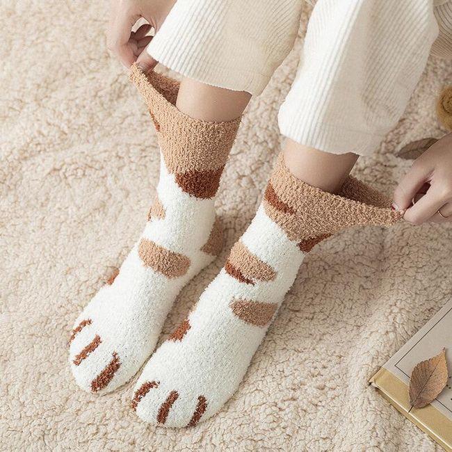 Női zokni Saniya 1