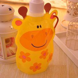 Přenosná dětská lahvička - 8 variant
