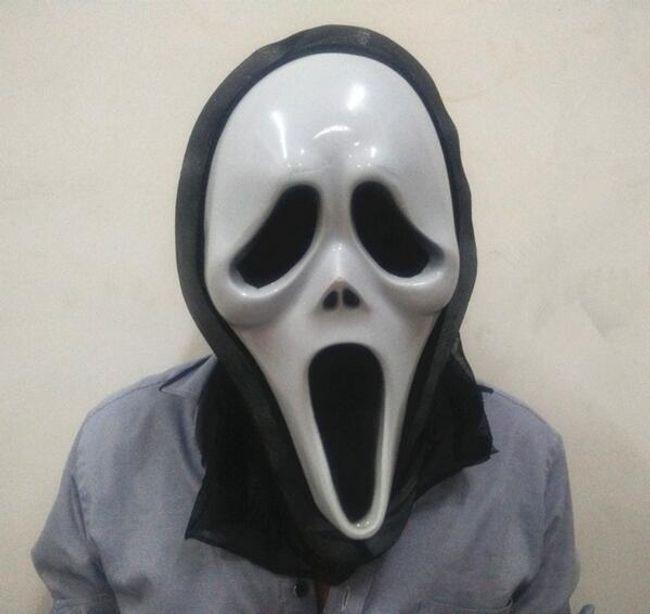 Halloween Maszk-A sikoly 1