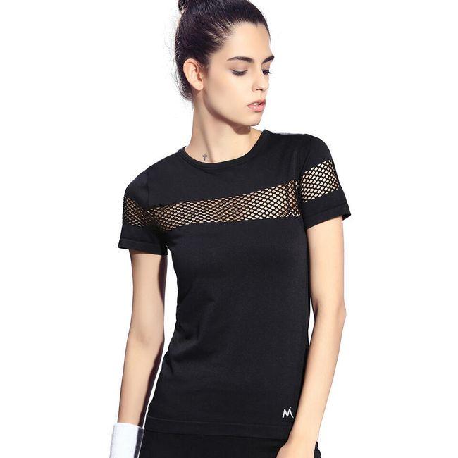 Sportowa damska koszulka Damalis 1