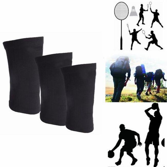 Sport elasztikus térdvédő  1
