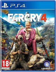 Hra (PS4) Far Cry 4