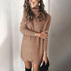 Женское вязаное платье SDB49