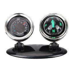Termometar i kompas za auto Doren