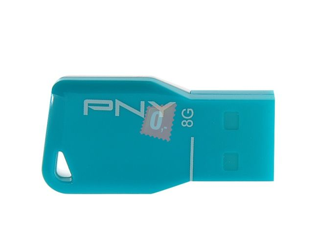 8GB Flashdisk - světle modrý 1