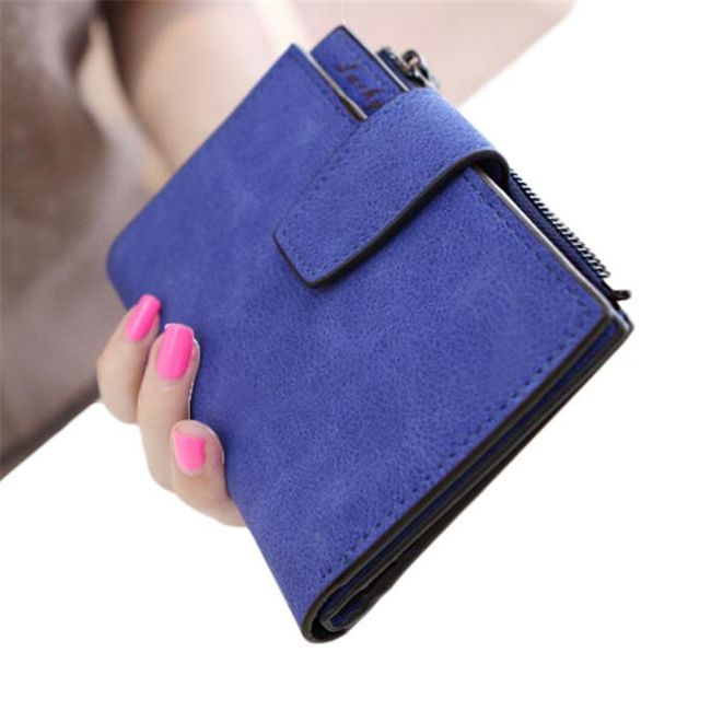 Dámská peněženka v drobném provedení - 5 barev 1