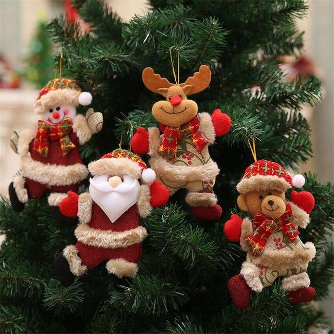 Vánoční ozdoby MS01 1
